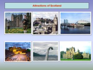 Аттракционы Шотландии